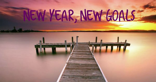 Happy New Year! What are Your Goals for this year