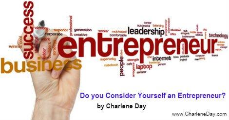 Do you Consider Yourself an Entrepreneur