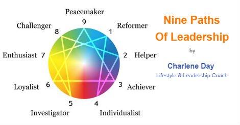 Nine Paths of Leadership by Charlene Day