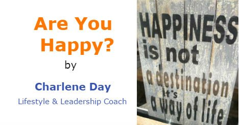 Are You Happy by Charlene Day
