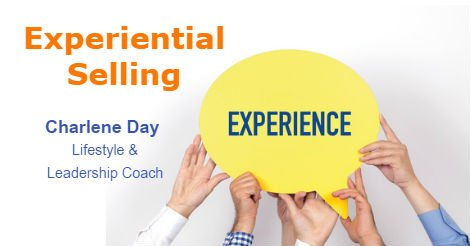 Experiential Selling by Charlene Day