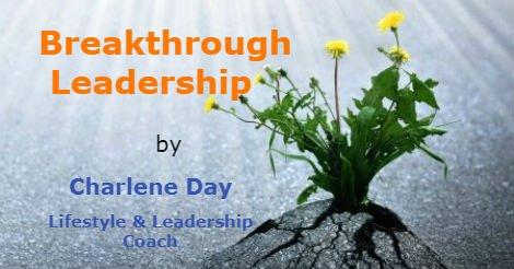 Breakthrough Leadership