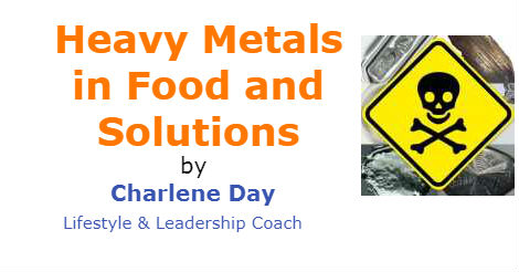 Heavy Metals in Food and Solutions